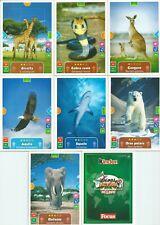 7 CARD ANIMAL ACTION - 3D CARD KINDER.