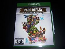 Replacement Case (NO  GAME) RARE REPLAY XBOX ONE 1 XB1 ORIGINAL