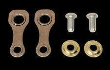 """TAKATA 2 B23A BENDABLE SNAP-ON RINGS 2 7/16"""" BOLTS 2 WASHERS ALT TO EYE-BOLT KIT"""
