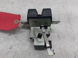 2015 HYUNDAI I10 5 Door Hatchback Bootlid / Tailgate Lock Assembly
