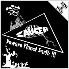 The Saucer Men's - Beware Planet Earth (Maxi EP) -French Psychobilly LTD