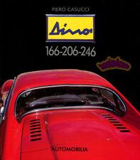 FERRARI DINO BOOK CASUCCI AUTOMOBILIA 246 206 FIAT