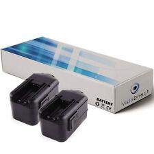 Batteries 18v 3300mah pour Milwaukee LokTor Piw18 - Sté Française –
