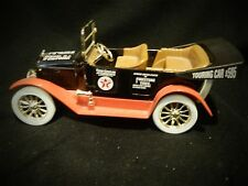 Texaco 1917Maxwell Touring Car BANK by ERTL Collector Series 14 NEW