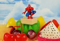 Marvel Universe Figure Figurine Superhero Spider-Man CAKE TOPPER K1146_A7