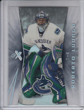 08/09 Fleer Ultra Vancouver Canucks Roberto Luongo EX card #ex2