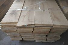 """1""""  kiln dried oak timber planks rustic character grade 3.1m long and 26cm wide"""
