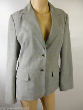 Petite Polyester Checked Coats & Jackets for Women