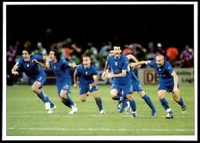 Italy FIFA World Champions 2006 Postcard - 2 of 6
