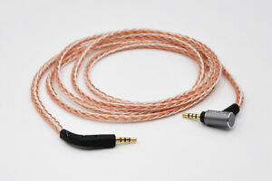 2.5mm BALANCED Audio Cable For B&W Bowers & Wilkins P9 Signature headphones