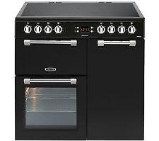 Leisure Cookmaster CK90C230K Electric Ceramic Range Cooker-Black