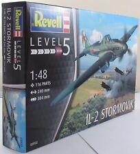 Revell 1:48 03932 IL-2 Stormovik Aircraft Model Kit