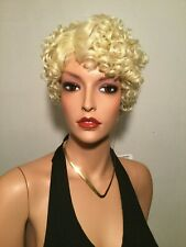NWT Modu Short Curly Pixie Blonde Selfie Star Wig