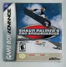 Game Boy Advance - Shaun Palmer's Pro Snowboarder