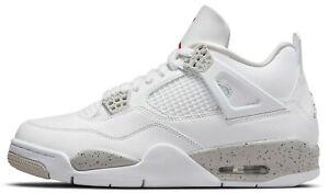 Air Jordan 4 Oreo White Cement Tech Grey Retro CT8527-100