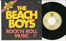 "THE BEACH BOYS 45 TOURS 7"" FRANCE ROCK'N'ROLL MUSIC (DE CHUCK BERRY)"