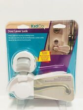 Lever Door Lock Clear Safety Knob Child kid co. Automatic Reset