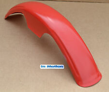 Armstrong CCM Twinshock Trials Red Plastic Front Mudguard Hiro Rotax