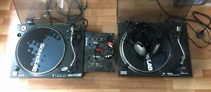 Relisted - Sound Lab Turntables & Mixer - Please Read [ Collection only !!! ]