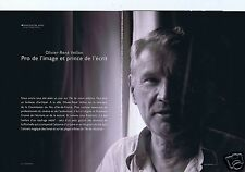 Coupure de presse Clipping 2015 Olivier-René Veillon  (6 pages)