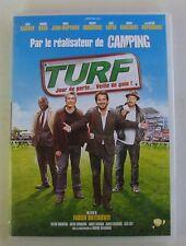 DVD TURF - Alain CHABAT / Gérard DEPARDIEU / Edouard BAER - Fabien ONTENIENTE
