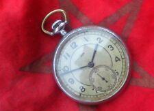 Pocket watch ZIM Chek-6 1947s vintage russian Soviet watch USSR