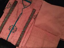 LOVELY PAKISTANI WINTER/ SHAWL SUIT Like GUL Ahmed/NISHAT/ Beechtree/ ETHNIC/EGO