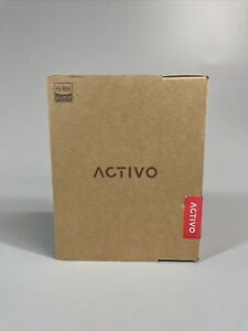Activo CT10 Hi-Res Music Player, Cool White, 16GB