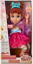 """Disney Junior Fancy Nancy 18"""" tall Doll with Boa - NIB"""