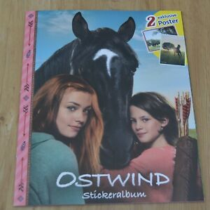 Blue Ocean Ostwind Serie 4 Aris Ankunft Sticker Leeralbum Stickeralbum Album