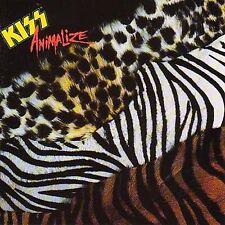 KISS - Animalize [CD New]