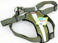 Kong XL Padded Harness Green