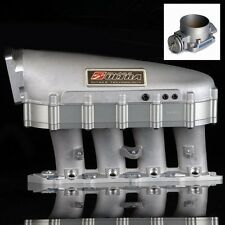 Skunk2 Ultra Intake Manifold+90mm Throttle Body 90-01 Honda/Acura B16/B18 5.5L S