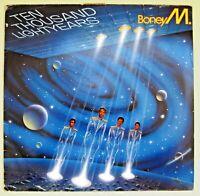 LP Vinyl Boney M. Ten Thousand Lightyears 10.000 Lightyears