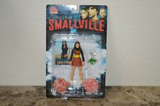 DC Direct Smallville LANA LANG New on Card Action Figure