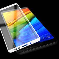 Pour Xiaomi Redmi Note 5 3D Premium 0,3 Mm H9 Verre Trempé Blanc