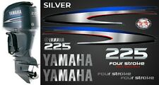 YAMAHA 225HP OUTBOARD MOTOR FOUR STROKE - REPLACEMENT DECAL COVER - GRAPHICS KIT