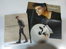 Abraham Mateo Are You Ready ? - CD Libro + Poster Sony 2015 - T