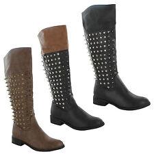Unbranded Zip Cuban Low Heel (0.5-1.5 in.) Boots for Women
