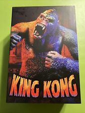 "NECA King Kong Illustrated Version Reel Toys 7"" Inch Scale 2021. NIB!!!"