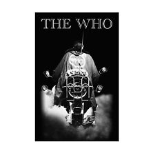 The Who Quadrophenia Tapestry Fabric Poster Flag Cloth Wall Banner