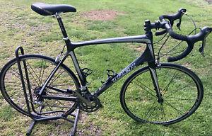 Trek Madone 4.5 Road Bike Carbon 58cm Ultegra SRAM Bontrager