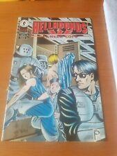 Hell Hounds- Panzer Cops book #4 Dark Horse