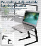 Portable & Adjustable Laptop Stand 6.3 to 10.9 Inch Anti-Slipping Standing Table