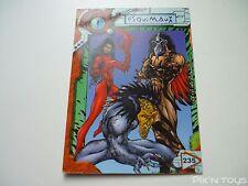 Carte DEUS le jeu mythique Série 1 N°235 / Avimages 1996 [ Version Française ]