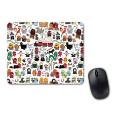 Harry Potter Characters Doodle Mouse Pad Computer Tablet PC Laptop Mice Mat