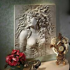 KY4059 - Shakespeare's Ophelia's Desire Wall Sculpture
