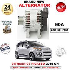 FÜR Citroën C3 Picasso 1.2 THP 110 2015-AUF 90A LICHTMASCHINE Motor EB2DT
