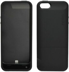 Incipio Cashwrap ISIS Mobile Wallet Battery Case for iPhone5/5S 1500mAh, Black