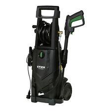 STIER Hochdruckreiniger SDR 160 2200 W Max. Druck 165 bar für Haus Auto Garten